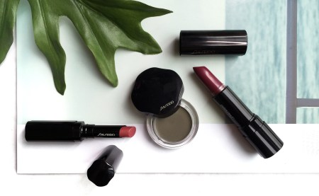 Shiseido Fall 2015 Makeup