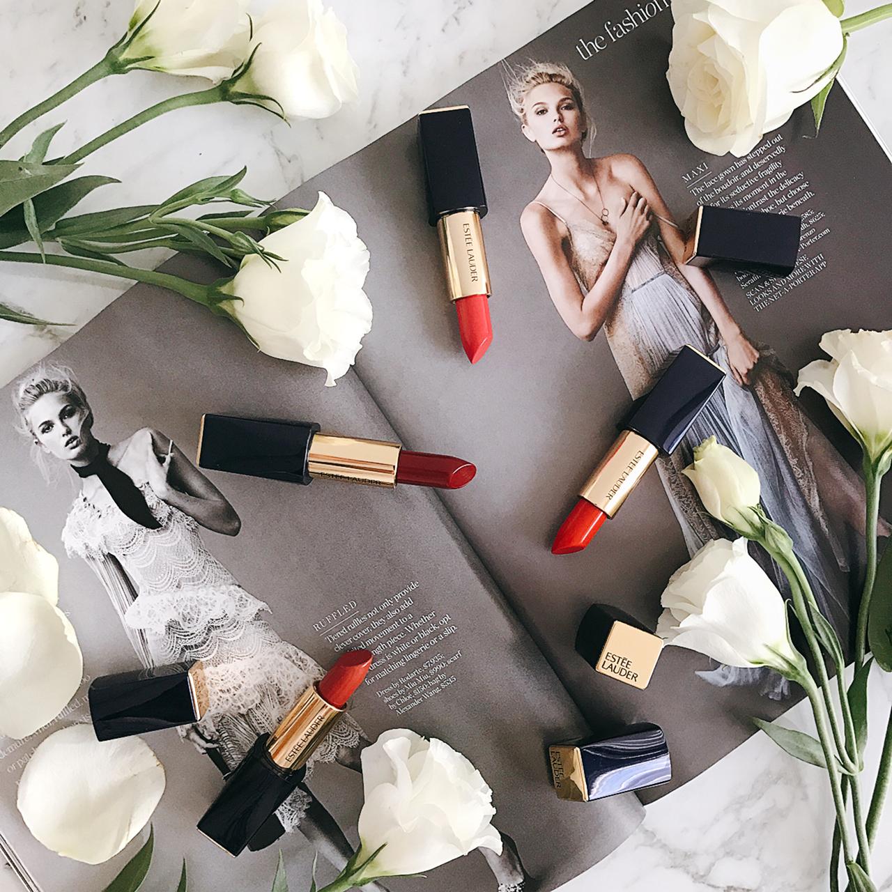 Estee Lauder Pure Color Envy Oil-Infused Sculpting Lipstick