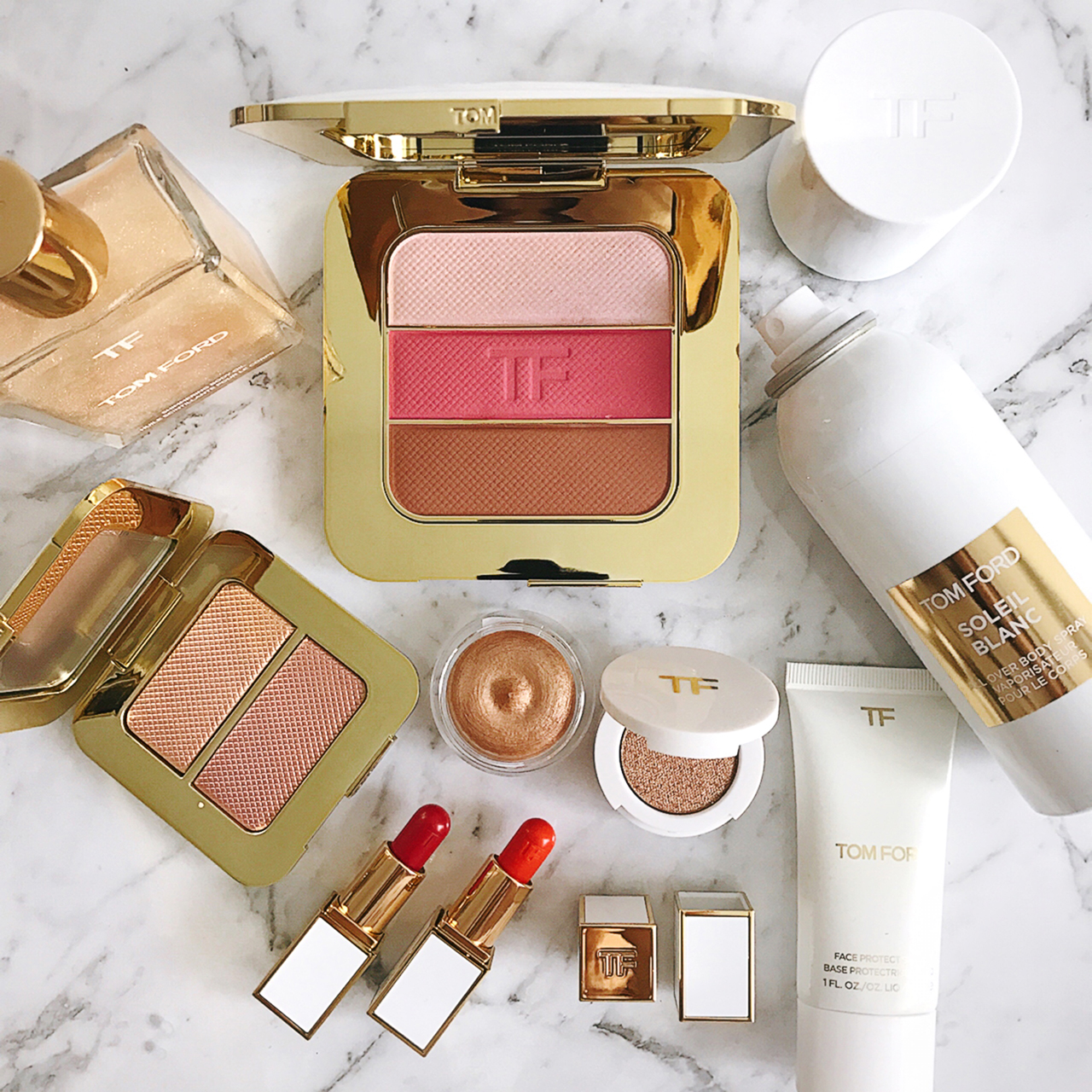 Tom Ford Soleil 2017 Summer Collection