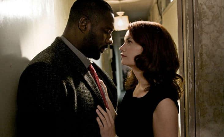 Alice Morgan (Ruth Wilson) tempts John Luther (Idris Elba) in series 2.  Photo: BBC America