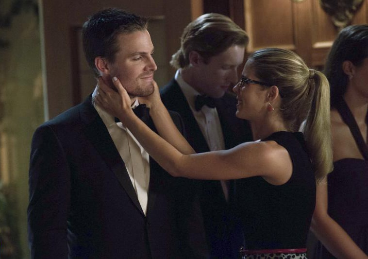 Felicity and Oliver cover photo