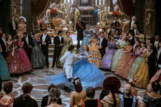 Cinderella (the Ball)