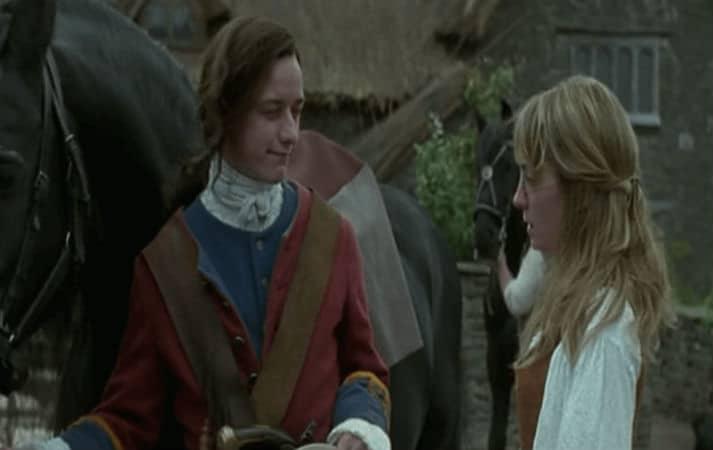 James McAvoy in Lorna Doone.