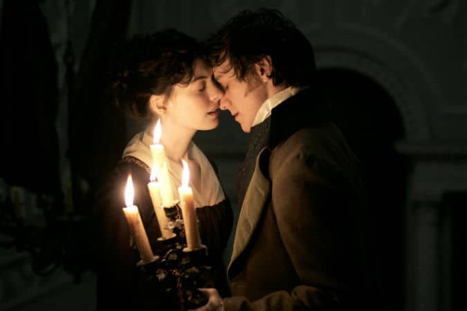 Jane and Tom in Becoming Jane