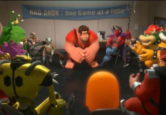 Bad Guys Anon Photo: Disney