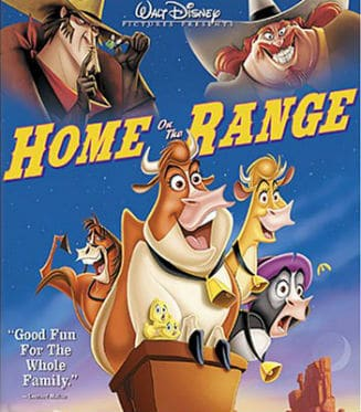 home on the range cover
