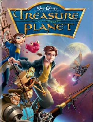 treasure planet cover