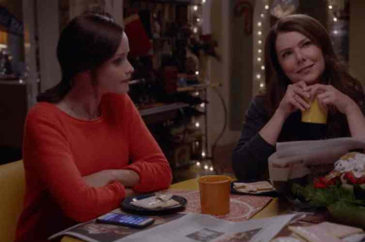 Gilmore Girls Front