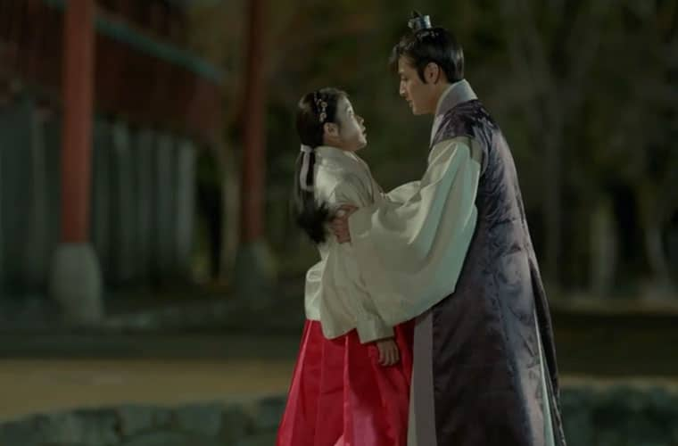 8th-prince-grabs-hae-soo - Scarlet Heart Ryeo Episode 4 & 5 Recap