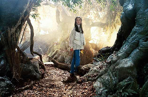 Sarah in Labyrinth