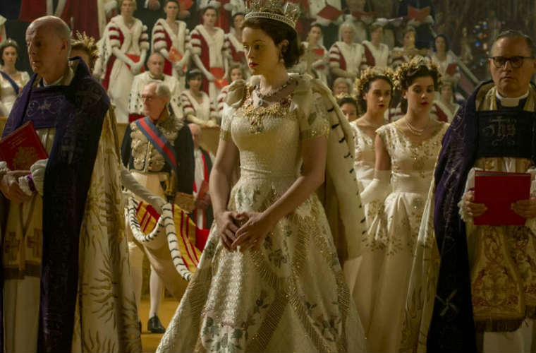 The Crown. Photo: Netflix