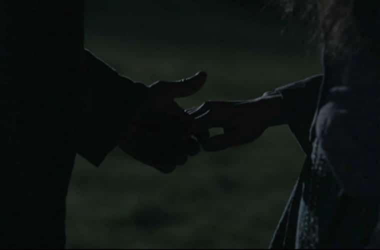 Romantic Moment Jericho