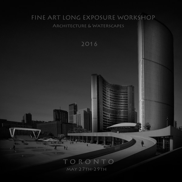 Toronto Fine Art LE Workshop - May 27-29 2016