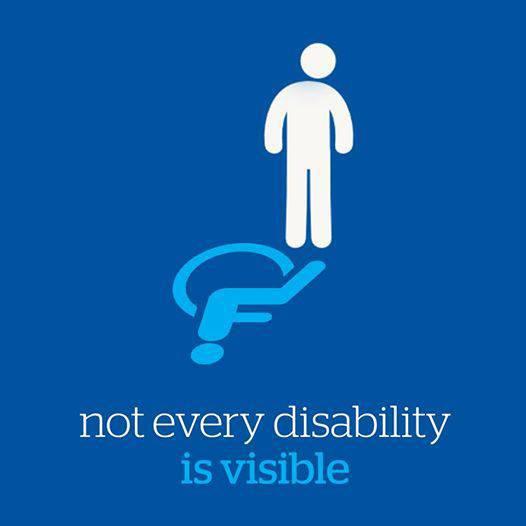 Οι «αόρατες» αναπηρίες: Μπορεί να μη φαίνονται όμως υπάρχουν, εσύ ξέρεις ποιες είναι;-ΦΩΤΟ