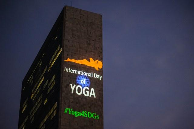 United Nations – International Day Of Yoga