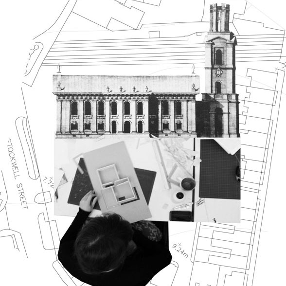 Concept Design of Architecture School