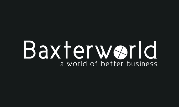 Baxterworld Logo Design