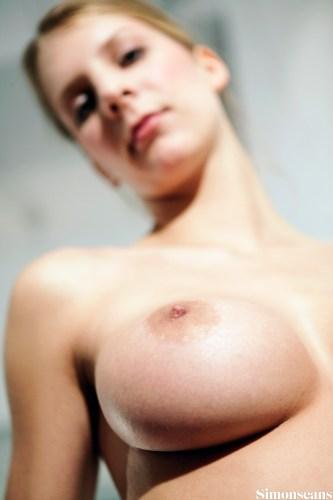 Penny's boob