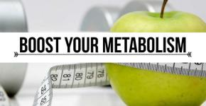 10 Metabolism Boosting Foods That Will Make Your Body Shredding Machine!
