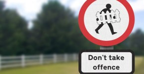 How To Learn 'The Fine Art Of Not Being Offended'