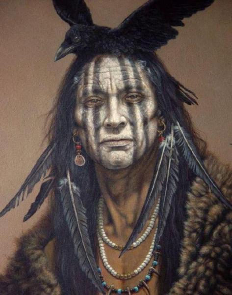 Native American Hair
