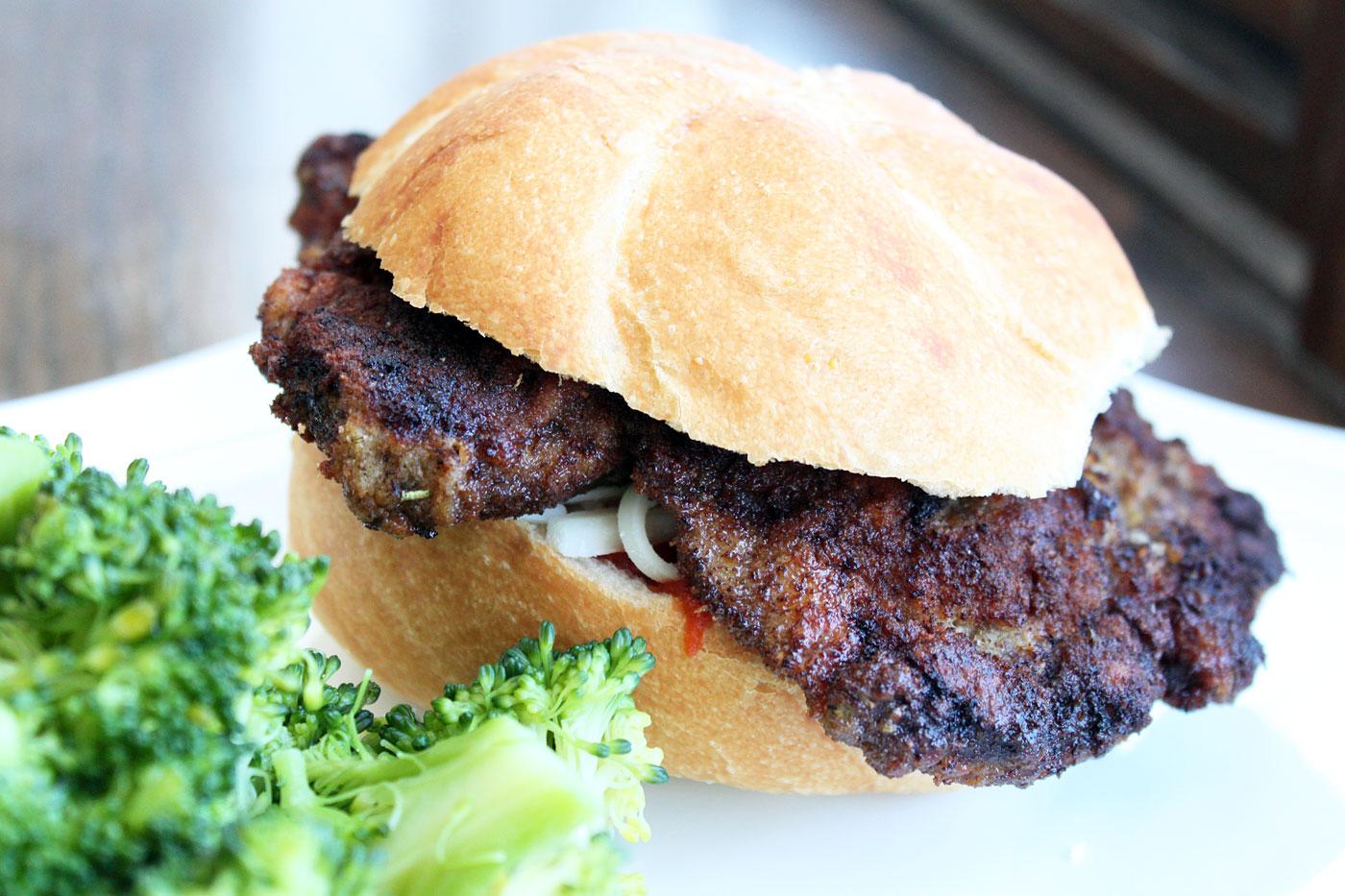 Fullsize Of Steak Sandwich Recipe