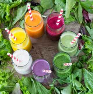 7 Simple Healthy Smoothies