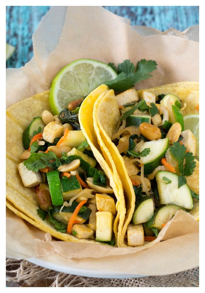 kimchi tacos  simplehealthykitchen.com #clean eating