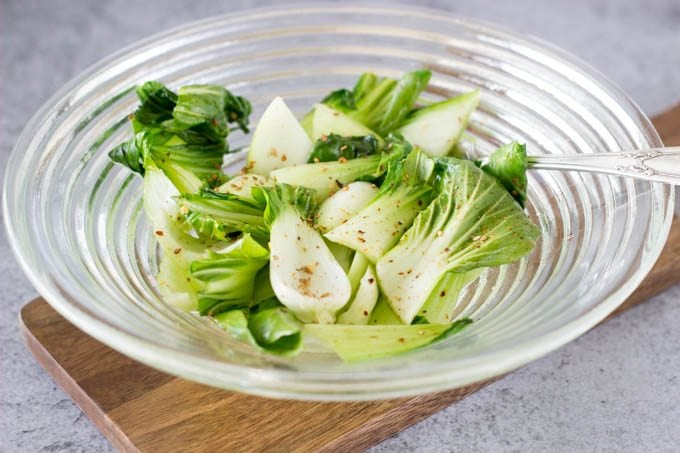 sesame bok choy- simplehealthykitchen.com #healthy # side dish (1 of 1)