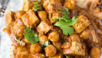 Crockpot indian butter chicken easy healthy simple healthy crockpot indian butter chickpeas forumfinder Images
