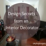Think Like an Interior Decorator