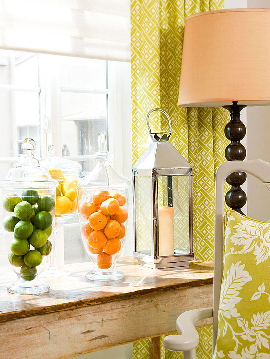 free ways to decorate your home
