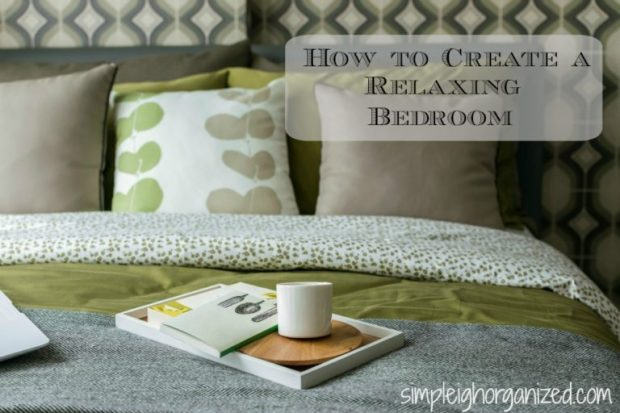 organize your master bedroom