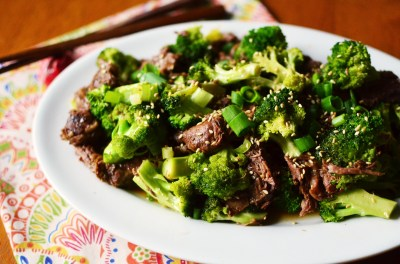 Slow Cooker Beef and Broccoli - Simple, Sweet & Savory