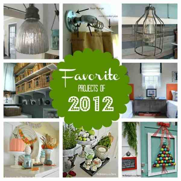 Favorite Projects of 2012 - Simplicity In The South