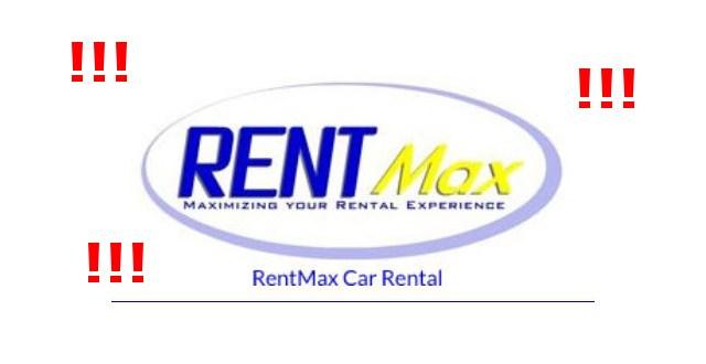 Warnung vor RentMax Autovermietung Florida