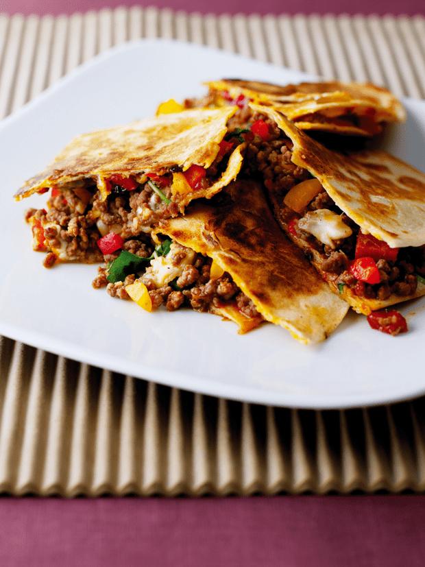 Fullsize Of Beef Quesadilla Recipe