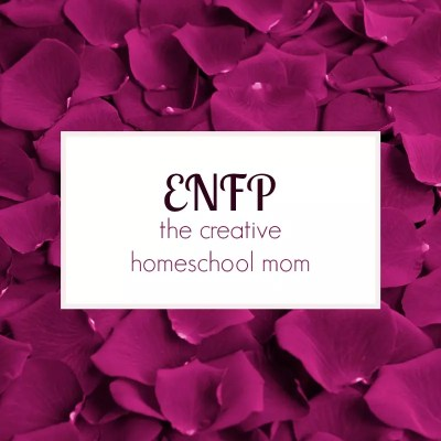 ENFP - the creative homeschool mom. The ENFP is the ultimate fun mom. Knowing your homeschool personality helps you shed guilt and find the homeschooling lifestyle that fits you best.