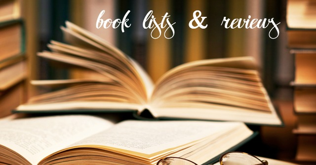 book lists & reviews