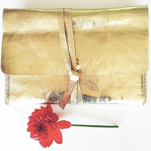 Gold leather laptop case simplyleopard leather goldnbspRead more