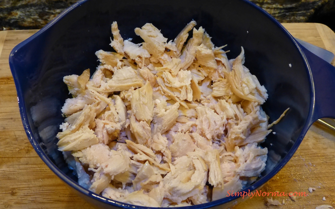 how to cut up a chicken into pieces