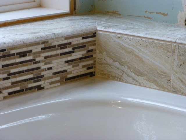 Tub Tile Surround