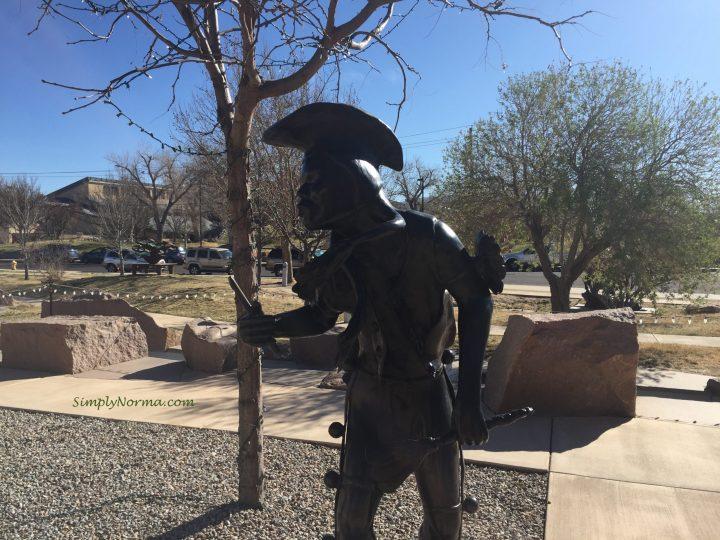 Albuquerque Museum of Art & History, Outdoor Sculpture