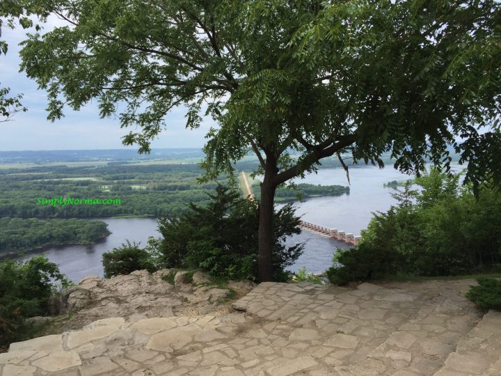 Lock & Dam #4, Alma, Wisconsin