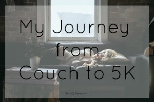My Journey From Couch to 5K