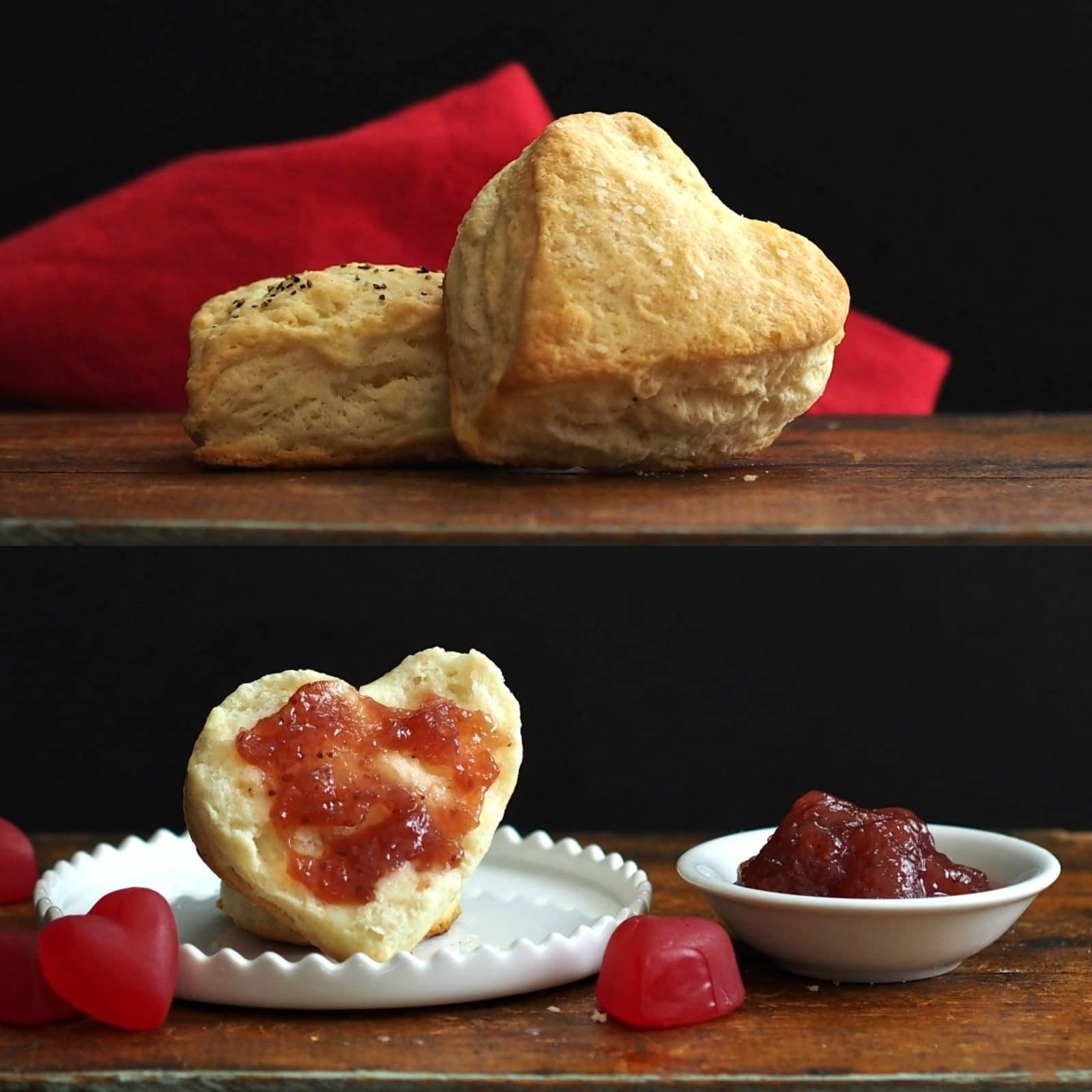 Old-Fashioned Biscuits made with White Lily, Self-Rising Flour are the ...