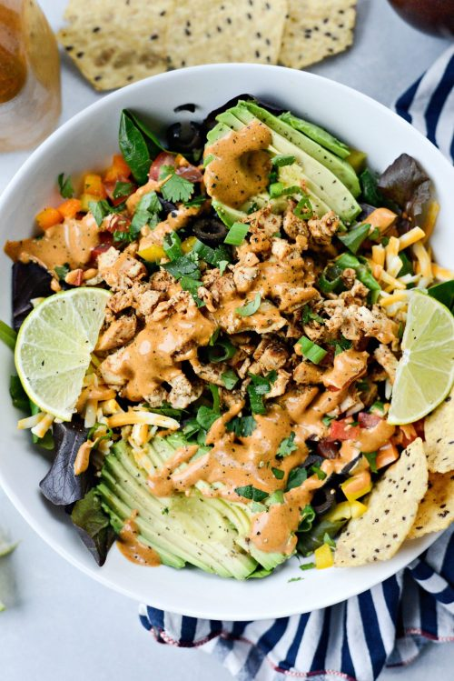 Outstanding Homemade Southwest Dressing Recipe L Simply Scratch Homemade Southwest Dressing Recipe Simply Scratch Mcdonalds Southwest Salad Dressing Mcdonald S Southwest Salad Without Ken
