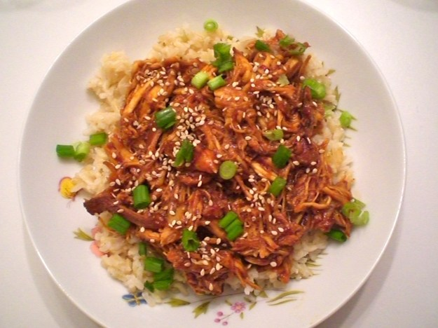 Honey Sesame Chicken | Simply Scrumptious by Sarah