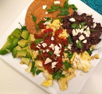 Huevos Rancheros | Simply Scrumptious by Sarah