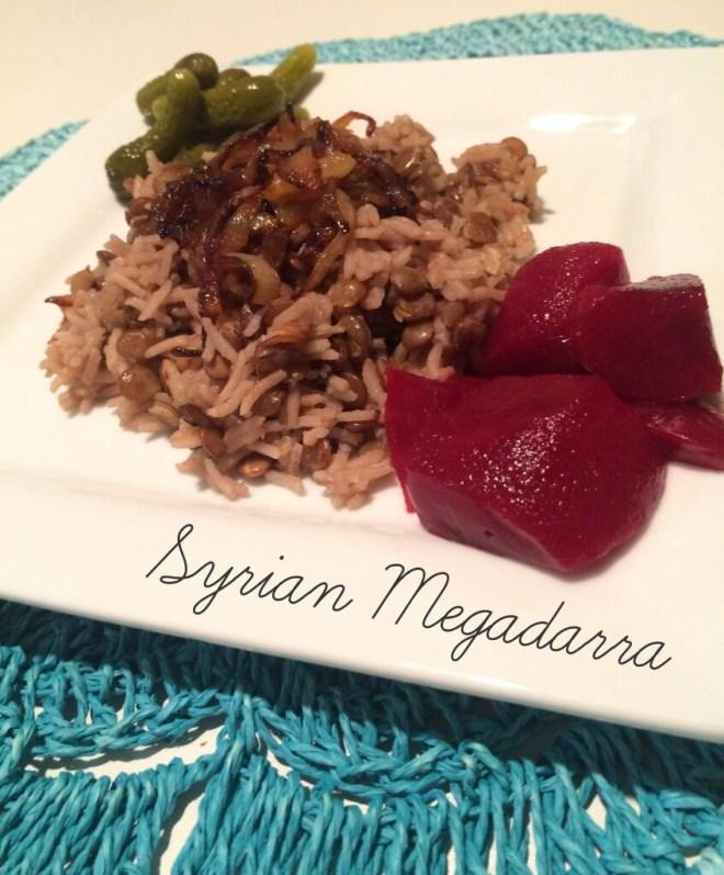Megadarra | Simply Scrumptious by Sarah